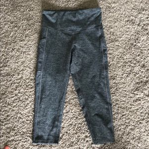 Champion yoga pants with side pockets